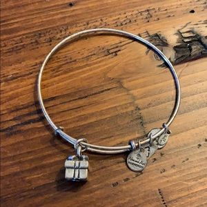 Alex and Ani gift bracelet